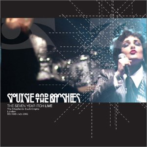 SIOUXSIE AND THE BANSHEES - The Seven Year Itch Li