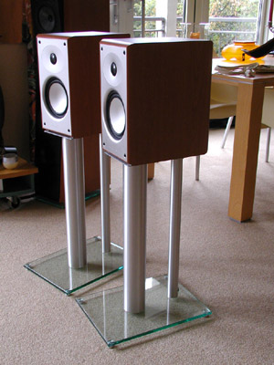 Spectral luidsprekerstands