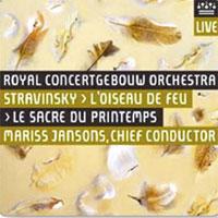Royal Concertgebouw Orchestra - Mariss Jansons - Stravinsky