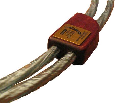 Supra Sword luidsprekerkabel en interlink