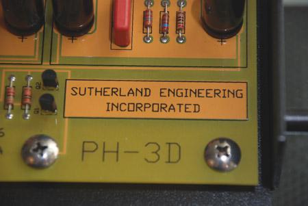 Sutherland Ph3D phonoversterker