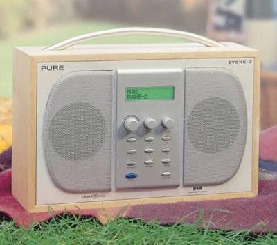 Evoke-2 DAB Radio