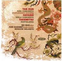 Tan Dun / Toru Takemitsu / Hikaru Hayashi