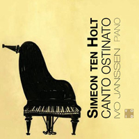 Simeon ten Holt - Canto Ostinato - Ivo Janssen