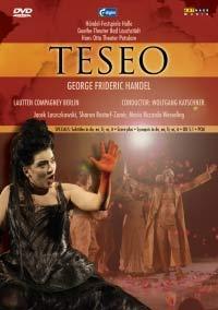 """""""Teseo"""" opera van Handel"""