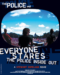 THE POLICE – Everyone Stares, The Police Inside Out