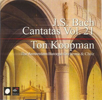 Ton Koopmans Bach-cantates