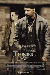 Training Day cover2