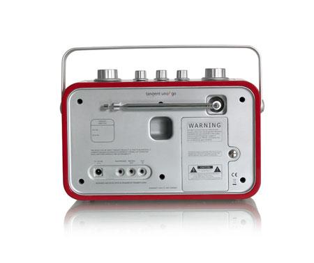 Tangent Uno 2Go portable radio