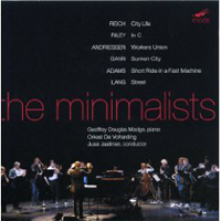 Orkest de Volharding - The Minimalists