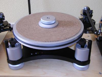 samenstellen van een platenspeler (c) Xingo