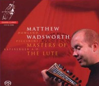 Matthew Wadsworth – Masters of the Lute