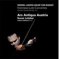 Wensel Ludwig Edler von Radolt - Viennese Lute Concertos