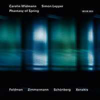 Carolin Widmann & Simon Lepper - Phantasy of Spring