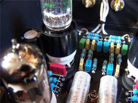 Xindac LP 1 phono versterker na modificatie