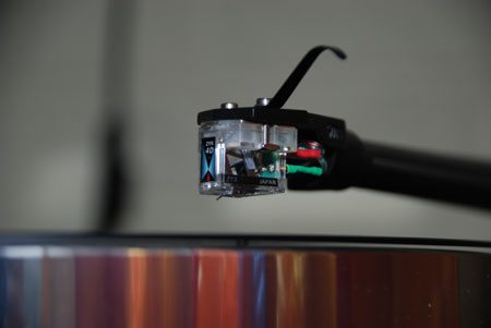 ZYX 4D-X/SB2 pick-up element